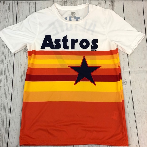 new concept a0b5b e7e4b Cooperstown Houston Astros Altuve Shirt Youth L